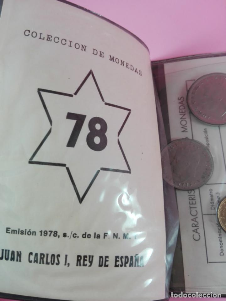 Monedas FNMT: **cartera monedas-serie numismática-1978-juan carlos I-perfecto estado-ver fotos - Foto 2 - 142361070