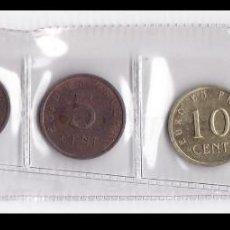 Monedas FNMT: ESPAÑA SERIE DE 5 VALORES EUROS DE PRUEBA ( CHURRIANA ) . Lote 142891978