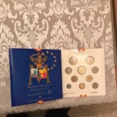 Monedas FNMT: ESPAÑA CARTERA OFICIAL FNMT 1992 PESETAS NUEVA S/C. Lote 144811146
