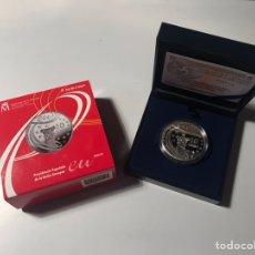 Monedas FNMT: MONEDA 2010 FNMT 10€ PLATA PRESIDENCIA ESPAÑOLA DE LA UE. Lote 145104134