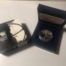 Monedas FNMT: MONEDA 10€ FNMT - EUROBASKET 2007. Lote 145112057