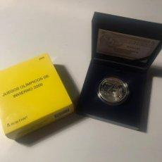 Monedas FNMT: MONEDA 10€ FNMT JUEGOS OLÍMPICOS DE INVIERNO 2006. Lote 145114986