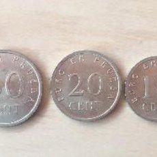 Monedas FNMT: ESPAÑA 1998. EUROS DE PRUEBA DE CHURRIANA.. Lote 184509146