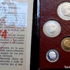 Monedas FNMT: CARTERA OFICIAL FNMT 1974 - FRANCO - ESTADO ESPAÑOL - PROOF - ESPAÑA. Lote 147370866
