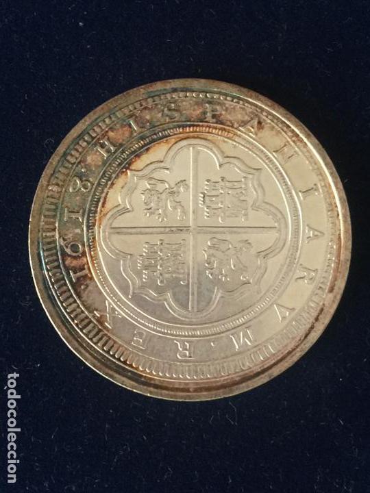 REPRODUCCION FNMT CINCUENTÍN DE SEGOVIA 1618. (Numismática - España Modernas y Contemporáneas - FNMT)