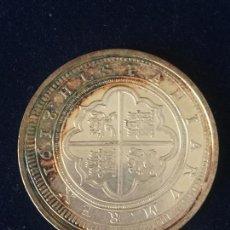 Monedas FNMT: REPRODUCCION FNMT CINCUENTÍN DE SEGOVIA 1618.. Lote 147684474