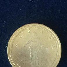 Monedas FNMT: REPRODUCCION FNMT 100 PESETAS 1870.. Lote 147684666