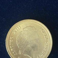 Monedas FNMT: REPRODUCCION FNMT 20 PESETAS 1892.. Lote 147685202
