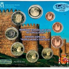 Monedas FNMT: EUROSET ESPAÑA 2019 - WORLD MONEY FAIR '19 - BERLIN 2019. Lote 151132444