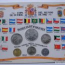 Monedas FNMT: PRIMERA EMISIÓN MONEDAS DEL MUNDIAL 82. ESPAÑA.SIN ABRIR.. Lote 152675646