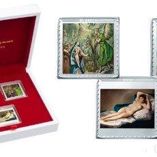 Monedas FNMT: ESPAÑA 2019 COLECCIÓN PLATA VI SERIE TESOROS MUSEOS BICENTENARIO MUSEO DEL PRADO. Lote 156168438