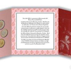 Monedas FNMT: EUROSET 2019. FNMT. CARTERA OFICIAL NUMERADA (9 PIEZAS). SC. Lote 156850536