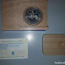 Monedas FNMT: AÑO 1990.- 5 ECU PLATA. ALFONSO X EL SABIO.. Lote 156867314
