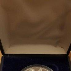 Monedas FNMT: 10 EUROS NAUTICA 2002 ENCUENTRO DOS MUNDOS IBERIAMERICANA. Lote 156862954