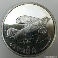 Monedas FNMT: 5 EUROS. SERIE AVIACIÓN ESPAÑOLA. ESPAÑA 1997. Lote 159653850