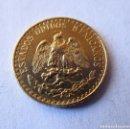 Monedas FNMT: MEXICO. 2 PESOS DE ORO ANTIGUOS . AÑO 1945. Lote 159872630