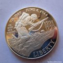 Monedas FNMT: ESTADOS UNIDOS . UN DOLAR DE PLATA ANTIGUO . AÑO 1993 . TOTALMENTE NUEVO. Lote 159967177