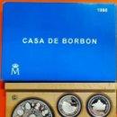 Monedas FNMT: 1998 2° SERIE CASA DE BORBÓN 3 2000 Y 1 10000 PESETAS. Lote 160413634