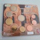 Monedas FNMT: CARTERA EUROSET FNMT WMF WORLD MONEY FAIR BERLIN 2010. Lote 160493142