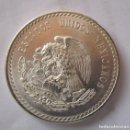 Monedas FNMT: MEXICO . 5 PESOS DE PLATA MUY ANTIGUOS . AÑO 1947 . TOTALMENTE SIN CIRCULAR. Lote 160662666
