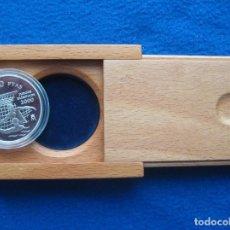 Monedas FNMT: MONEDA CONMEMORATIVA DE PLATA. 2000 PESETAS. AÑO 1999. JUEGOS DE SIDNEY 2000. Lote 164882826