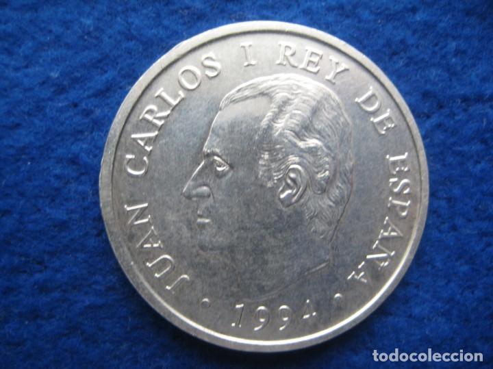 Monedas FNMT: Moneda conmemorativa de Plata. 2000 pesetas. Año 1994. Banco de España - Foto 2 - 164883678