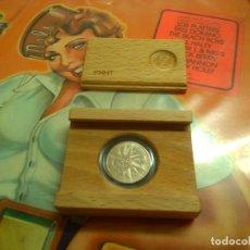 Monedas FNMT: HOMENAJE AL ECU -- PLATA. Lote 170185668