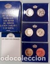 ESPAÑA ESTUCHE PRUEBAS DE F.N.M.T. DE 500 PESETAS-ASI NACE UNA MONEDA (Numismática - España Modernas y Contemporáneas - FNMT)