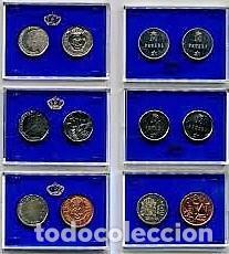 Monedas FNMT: ESPAÑA ESTUCHE PRUEBAS DE F.N.M.T. DE 500 PESETAS-ASI NACE UNA MONEDA - Foto 2 - 289507898