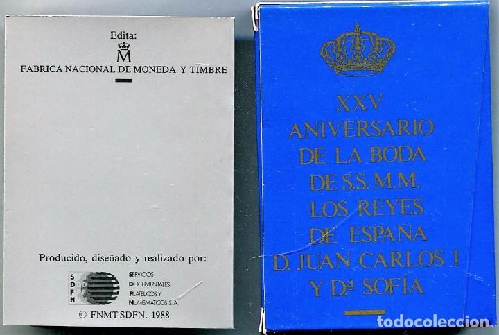 Monedas FNMT: ESPAÑA ESTUCHE PRUEBAS DE F.N.M.T. DE 500 PESETAS-ASI NACE UNA MONEDA - Foto 3 - 289507898