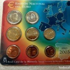 Monedas FNMT: EURO SET 2003 BLISTER ORIGINAL S/C FNMT. Lote 173918614
