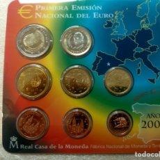 Monedas FNMT: EURO SET 2002 BLISTER ORIGINAL S/C FNMT. Lote 173918999