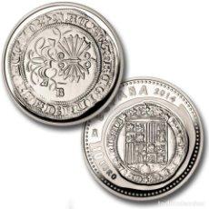 Monedas FNMT: [CF1426] ESPAÑA 2014, JOYAS NUMISMÁTICAS V (REYES CATÓLICOS). PLATA (FDC). Lote 177060982