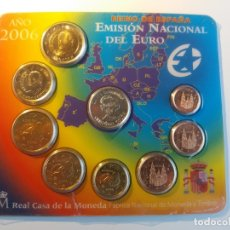 Monedas FNMT: ESPAÑA. FNMT CARTERA OFICIAL EUROS 2006. COLÓN. SIN CIRCULAR SC.. Lote 177316080