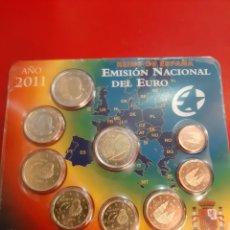 Monedas FNMT: 2011 SET EUROS FNMT. Lote 177469028