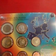 Monedas FNMT: 2004 ESPAÑA SET CARTERA EUROS FNMT NUMISMÁTICA O ALMACÉN DO COLISEVM FILATELIA COLECCIONISMO. Lote 179823633