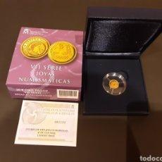 Monedas FNMT: MONEDA 20 EUROS ORO 2016 PROOF VII SERIE JOYAS NUMISMATICAS. Lote 191395718