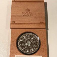 Monedas FNMT: CINCUENTIN 10.000PTAS. DE PLATA 168 GR. CONMEMORATIVO. Lote 192272595