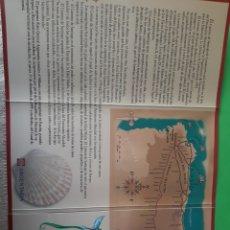 Monedas FNMT: JACOBEO RARA CARTERA ESPAÑA RUTA QUETZAL 1999 PLATA 2.000 PESETAS MEDALLA XACOBEO 99 NUMERADA. Lote 198420235