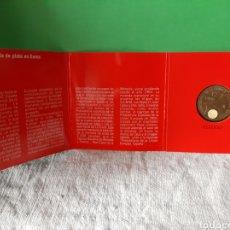 Monedas FNMT: 2002 ESPAÑA 12 EUROS CERTIFICADO 1086 PRESIDENCIA UNIÓN EUROPEA FNMT. Lote 198510262