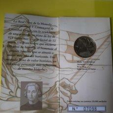 Monedas FNMT: 2006 12 EUROS ESPAÑA PLATA CARTERA FNMT JUAN CARLOS I 12 EUROS. Lote 203351807