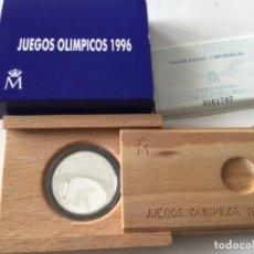 Monedas FNMT: JUEGOS OLIMPICOS 1996- 1000 PTA.. Lote 204782820
