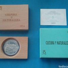 Monedas FNMT: MONEDA 2000 PESETAS CULTURA Y NATURALEZA 1994.. Lote 204994227