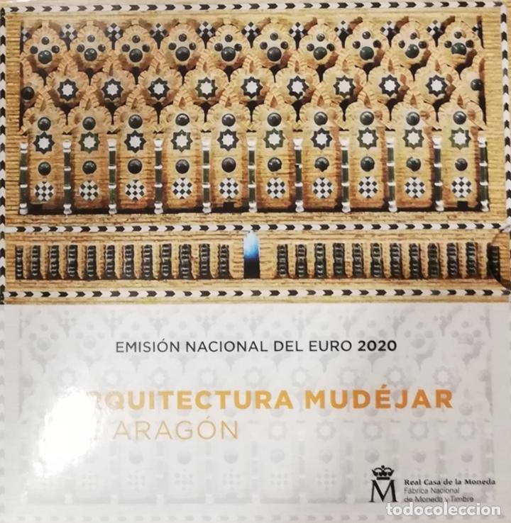 EUROSET 2020. FNMT. CARTERA OFICIAL NUMERADA (9 PIEZAS). SC (Numismática - España Modernas y Contemporáneas - FNMT)