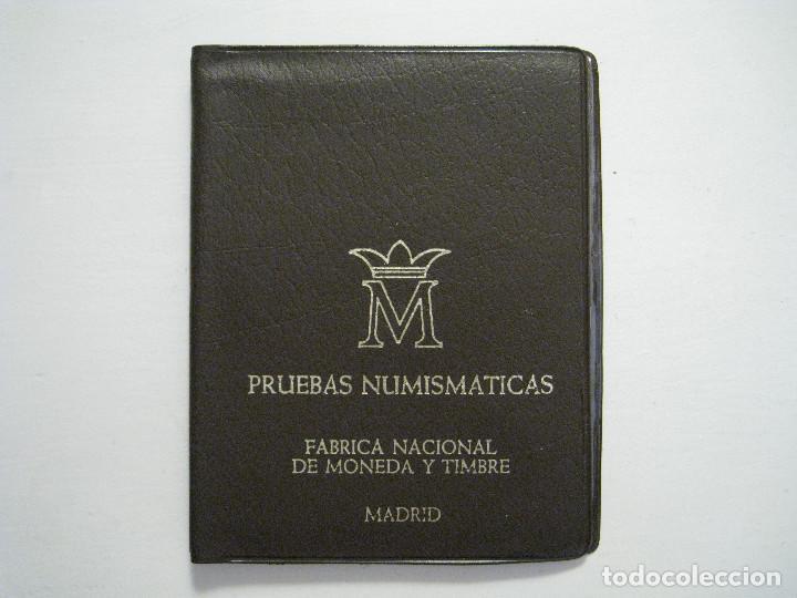 PRUEBAS NUMISMÁTICAS, FABRICA NACIONAL DE MONEDA Y TIMBRE - *74 / SC (Numismática - España Modernas y Contemporáneas - FNMT)