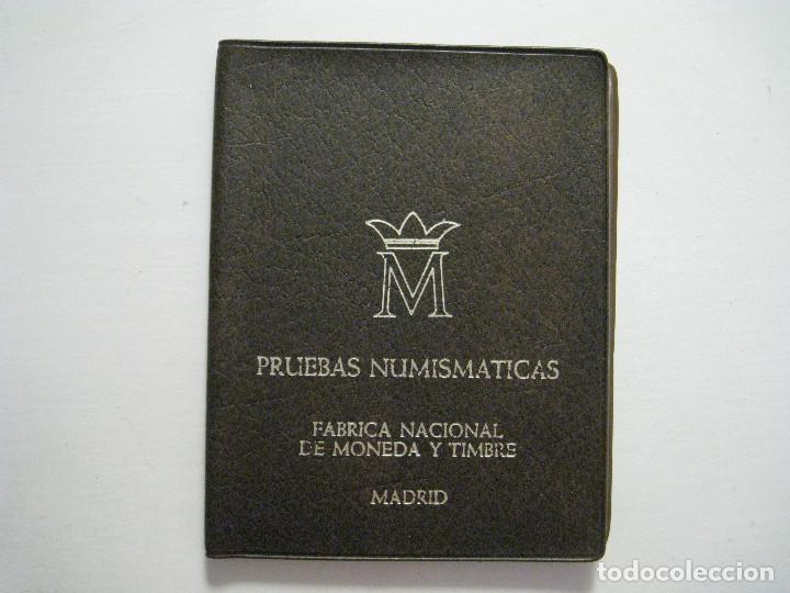 PRUEBAS NUMISMÁTICAS, FABRICA NACIONAL DE MONEDA Y TIMBRE - *72 / SC (Numismática - España Modernas y Contemporáneas - FNMT)