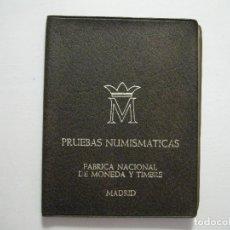 Monedas FNMT: PRUEBAS NUMISMÁTICAS, FABRICA NACIONAL DE MONEDA Y TIMBRE - *72 / SC. Lote 206298263
