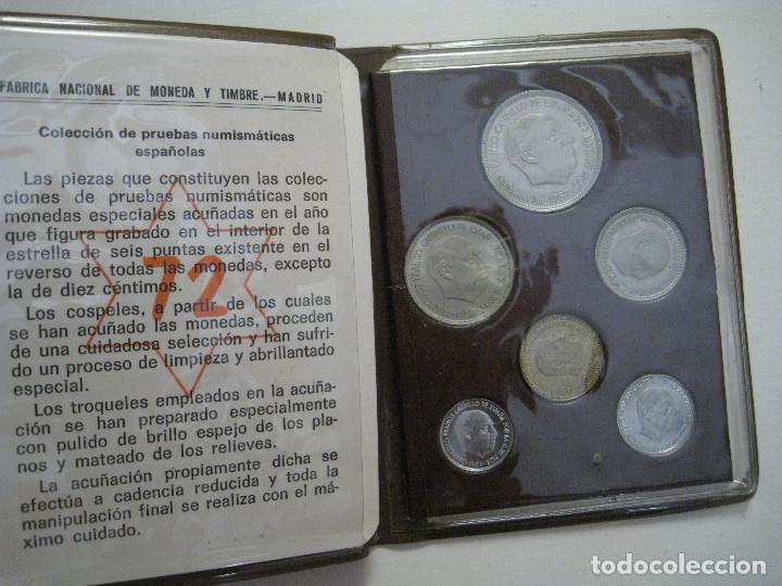 Monedas FNMT: PRUEBAS NUMISMÁTICAS, FABRICA NACIONAL DE MONEDA Y TIMBRE - *72 / SC - Foto 2 - 206298263