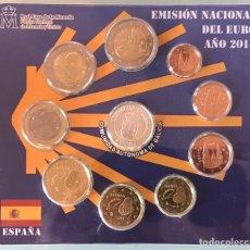 Monedas FNMT: BLISTER FNMT REAL CASA DE LA MONEDA EUROSET EMISIÓN NACIONAL EURO 2014 CON MEDALLA GALICIA. Lote 207652247