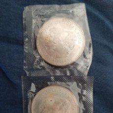 Monedas FNMT: 2 MONEDAS 12 EUROS DIFERENTES 2004. Lote 210561795